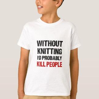 Funny knitting Shirt