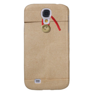 Funny Kraft Paper Envelope (manila envelope) Look Samsung Galaxy S4 Cover