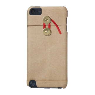 Funny Kraft Paper Envelope (manila envelope) Look iPod Touch 5G Covers