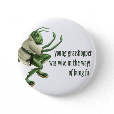 Kung Fu Grasshopper