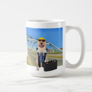 Funny Lab Civil Engineer Mug