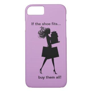 Funny Ladies iPhone 7 case
