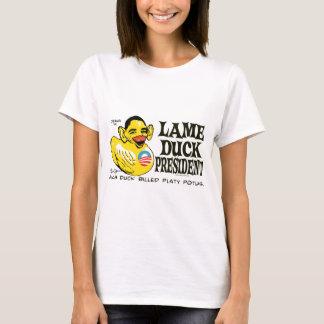 Funny Lame Duck Potus Obama Gear T-Shirt