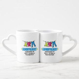 Funny Laundry Coffee Mug Set
