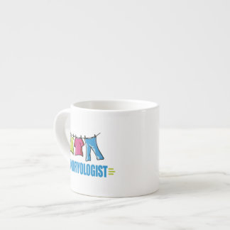 Funny Laundry Espresso Cup