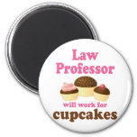 Funny Law Professor Refrigerator Magnet