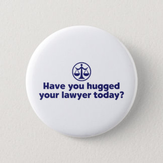 Funny Lawyer Button