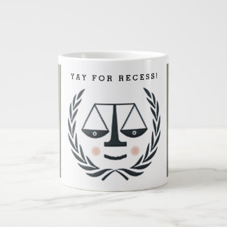 Funny Lawyer Large Coffee Mug