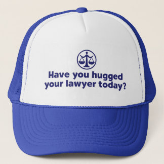 Funny Lawyer Trucker Hat