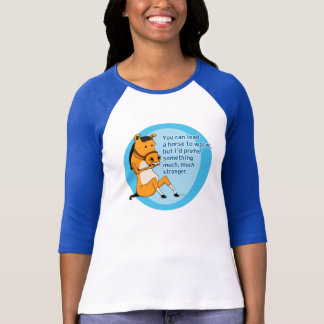 Funny Lead a Horse to Water T-Shirt