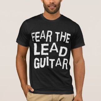 Funny Lead Guitar T-Shirt