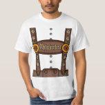 Funny Lederhosen Oktoberfest Shirt