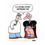 Funny Legal Profession Cartoon shirt
