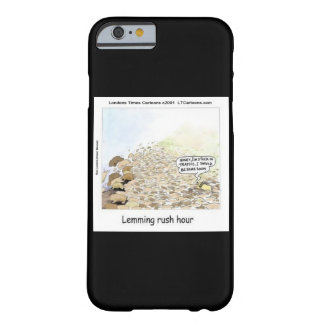 Funny Lemmings Mobile Device Cases Barely There iPhone 6 Case