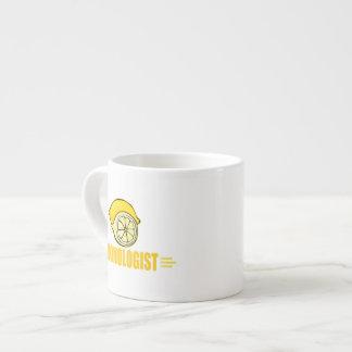 Funny Lemon Espresso Cup