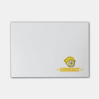 Funny Lemon Post-it Notes