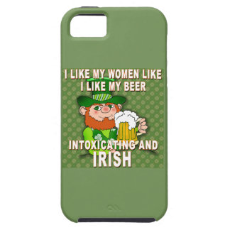 Funny Leprechaun Meme for St Patricks Day iPhone SE/5/5s Case