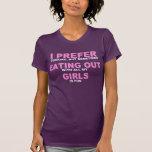 Funny Lesbian T-Shirt