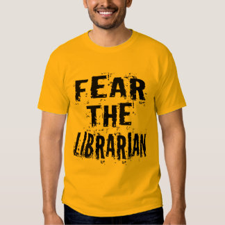 Funny Library Grunge T-shirt