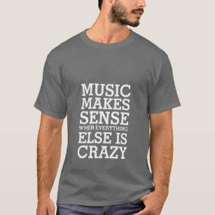 I Music Quotes Love Clothing Zazzle
