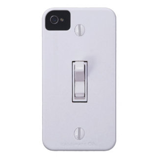 Funny Light Switch iPhone 4s Case