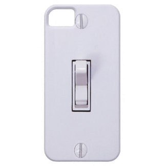 Funny Light Switch iPhone 5 iPhone SE/5/5s Case