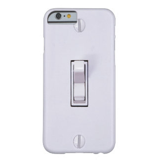 Funny Light Switch iPhone 6 case