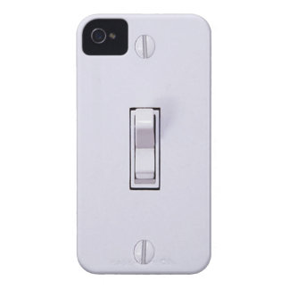 Funny Light Switch iPhone iPhone 4 Cover