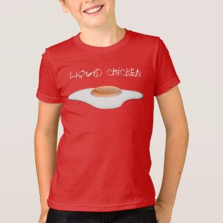 Funny liquid chicken T-Shirt