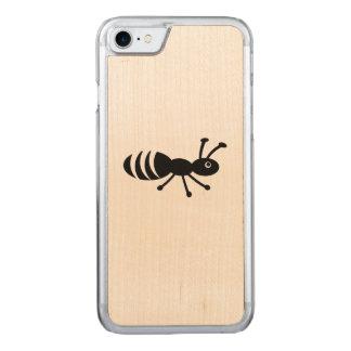 Funny Little Bug - Pest Control Joke Carved iPhone 8/7 Case