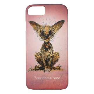 Funny Little Dog iPhone 7 Case