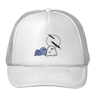Funny Little Ghosts. Halloween Hat