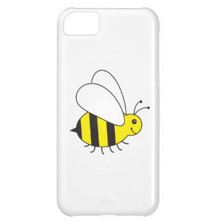 Funny Little Honey Bee Cute iPhone 5C Cases