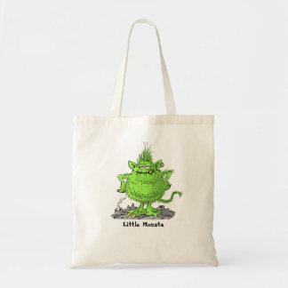 funny little monsta bag