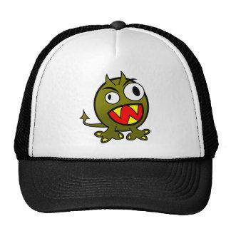 Funny Little Monster TShirt Trucker Hat