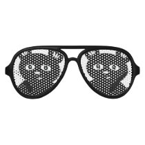 Funny Little Mouse Aviator Sunglasses