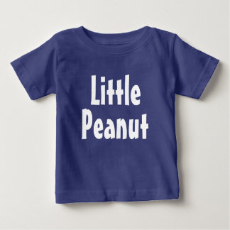 Funny Little Peanut baby boy shirt