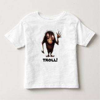 Funny Little Troll Toddler T-shirt