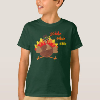Funny Little Turkey - T-Shirt
