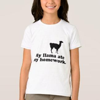 Funny Llama T-Shirt