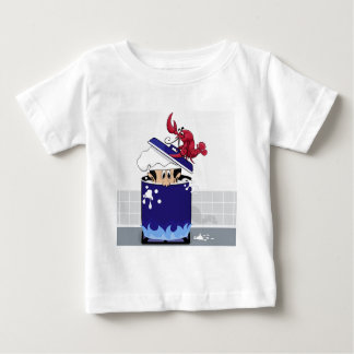 Funny Lobster Baby T-Shirt