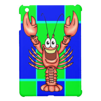 Funny Lobster iPad Mini Case