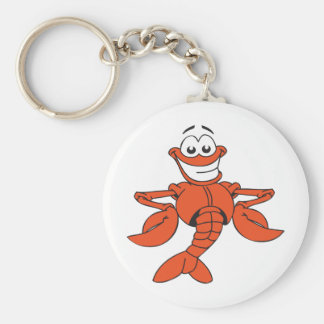 Funny Lobster Keychain