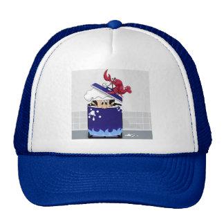 Funny Lobster Mesh Hat