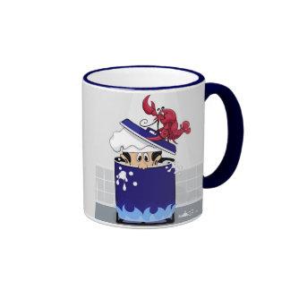 Funny Lobster Mug