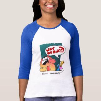 Funny LOL Cartoon Cat | Funny Zazzle Pro-Seller T-Shirt