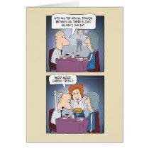 Funny love card: Cheesy Fries