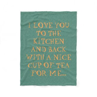 Funny Love You To The Kitchen Tea Romantic