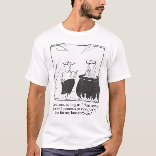 Funny Low-Carb T-Shirt