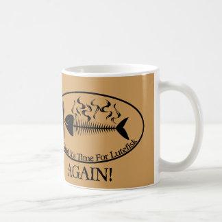 Funny Lutefisk Fish Fathers Day Coffee Mug